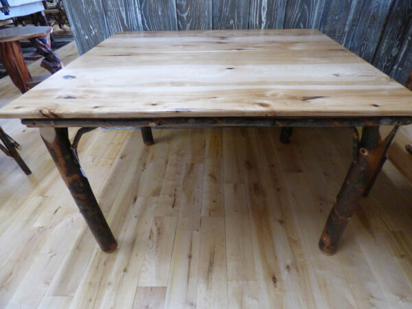Hickory Dining Table - Top