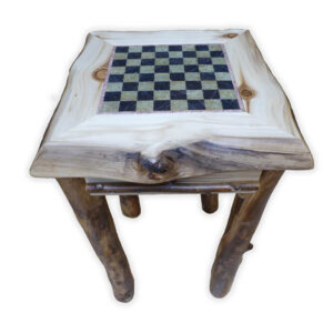 Handmade Chess Table