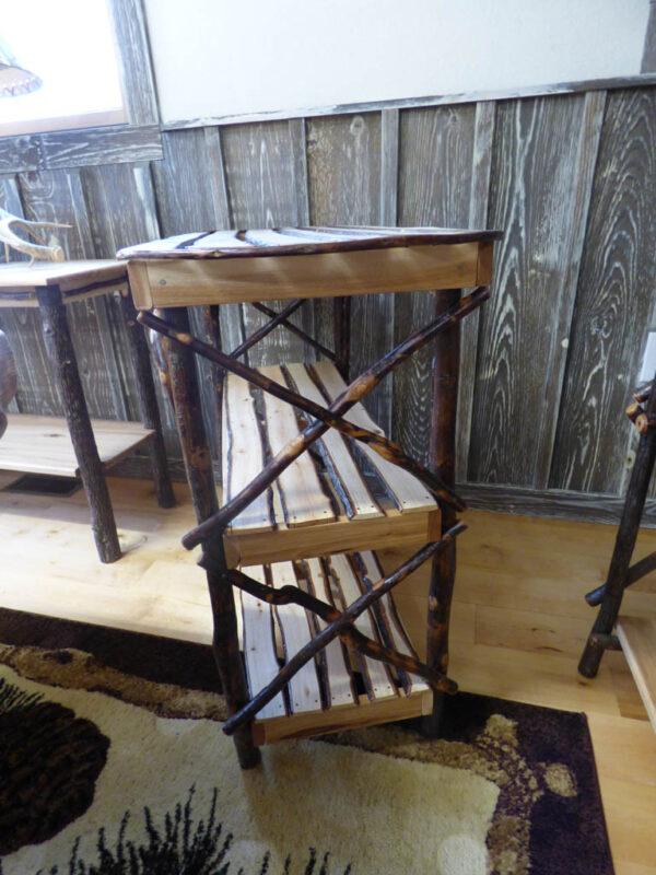 Amish Aspen Stand
