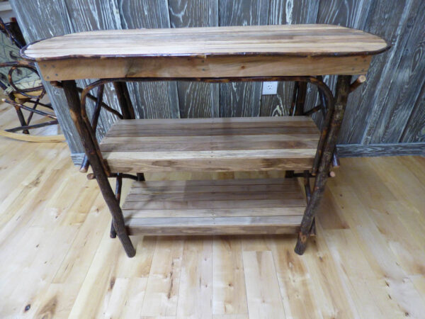 Amish Table Front View