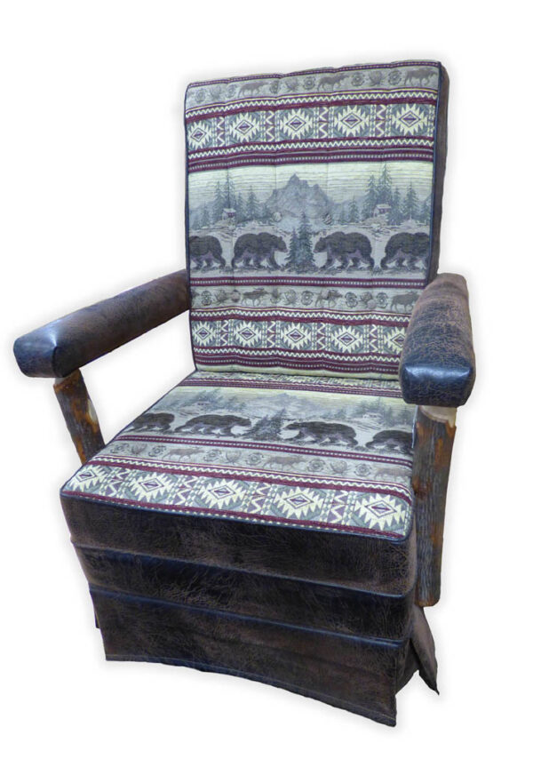 Hand Made Amish Chair