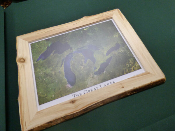 Aspen Picture Frame - Great Lakes 3