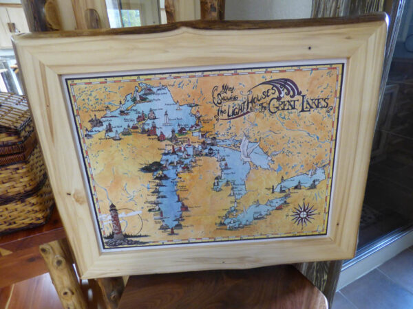 Aspen Picture Frame - Great Lakes 2