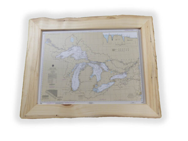 Aspen Picture Frame - Great Lakes
