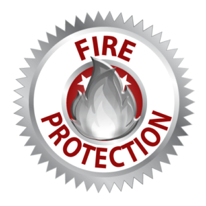 Fire Protection Badge