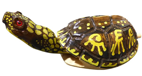 Turkey Caller - Eastern Box Turtle